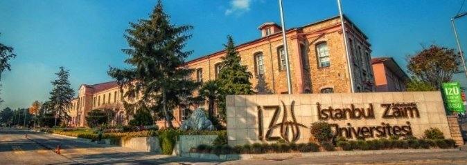 İstanbul Sabahattin Zaim Üniversitesi Eyüp Yerleşkesi