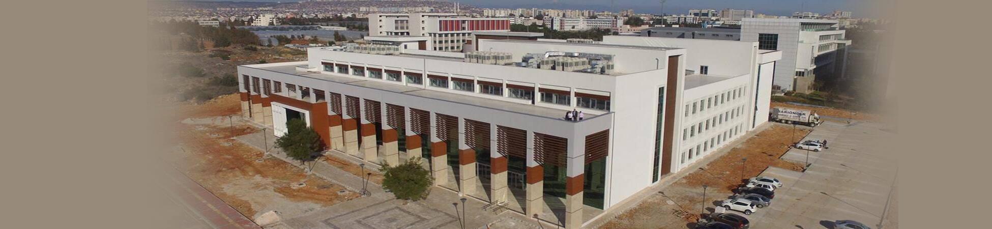 Akdeniz Üniversitesi Yabancı Diller Yüksekokulu