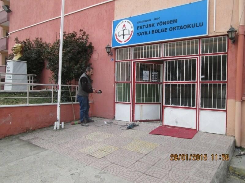 Araç Boyalı Ertürk Yöndem Yatılı Bölge Ortaokulu