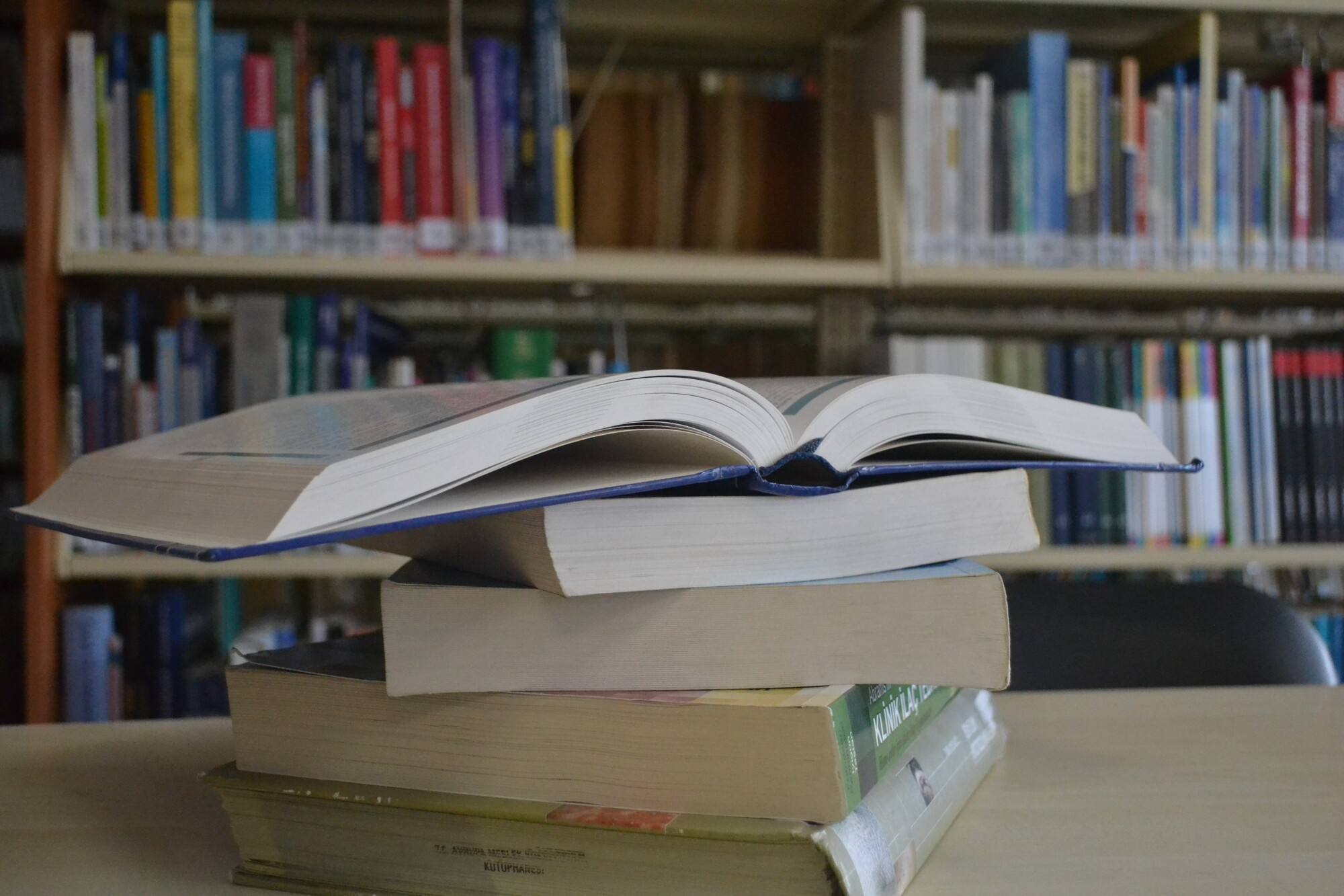 Avrupa Meslek Yüksekokulu Kütüphanesi