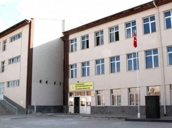 Şehit Piyade Teğmen Bekir Öztürk Çok Programlı Anadolu Lisesi