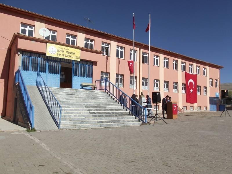 Büyük Toraman Lisesi