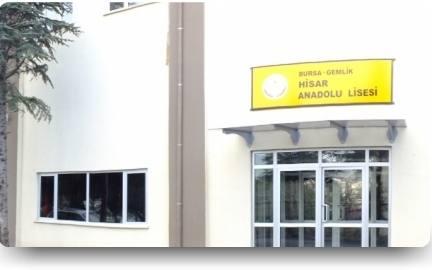 Gemlik Hisar Anadolu Lisesi