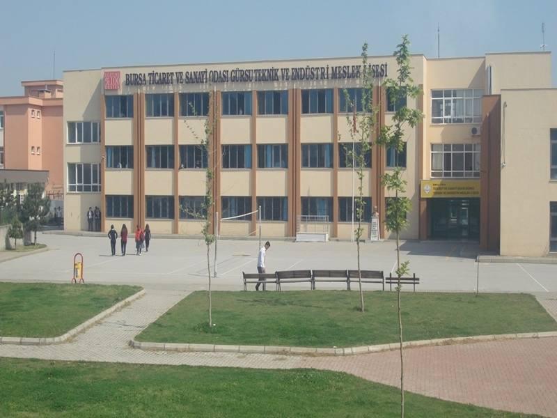 Ticaret ve Sanayi Odası Gürsu Mesleki ve Teknik Anadolu Lisesi