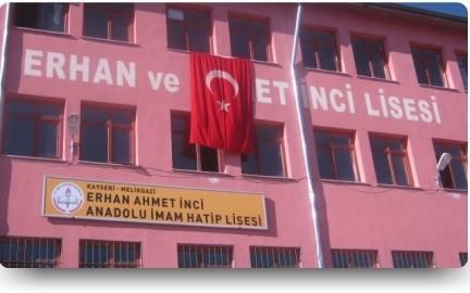 Erhan Ahmet İnci Kız Anadolu İmam Hatip Lisesi