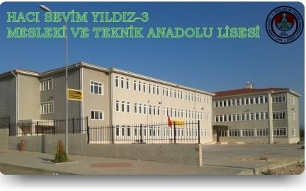 Hacı Sevim Yıldız Mesleki Ve Teknik Anadolu Lisesi