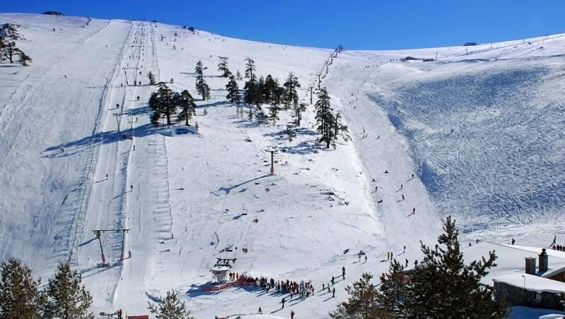 Kartalkaya Kayak Merkezi Ne Nerede