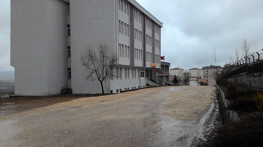 Kastamonu Kız Anadolu İmam Hatip Lisesi