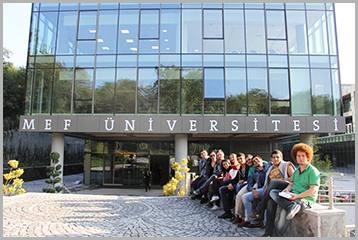 MEF Üniversitesi Endüstri Mühendisliği
