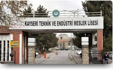 Kayseri Merkez Mesleki Ve Teknik Anadolu Lisesi