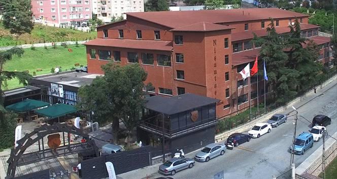 Nişantaşı Üniversitesi Mimarlık Bölümü