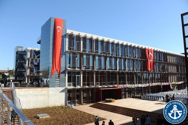 Piri Reis Üniversitesi Denizcilik Meslek Yüksekokul