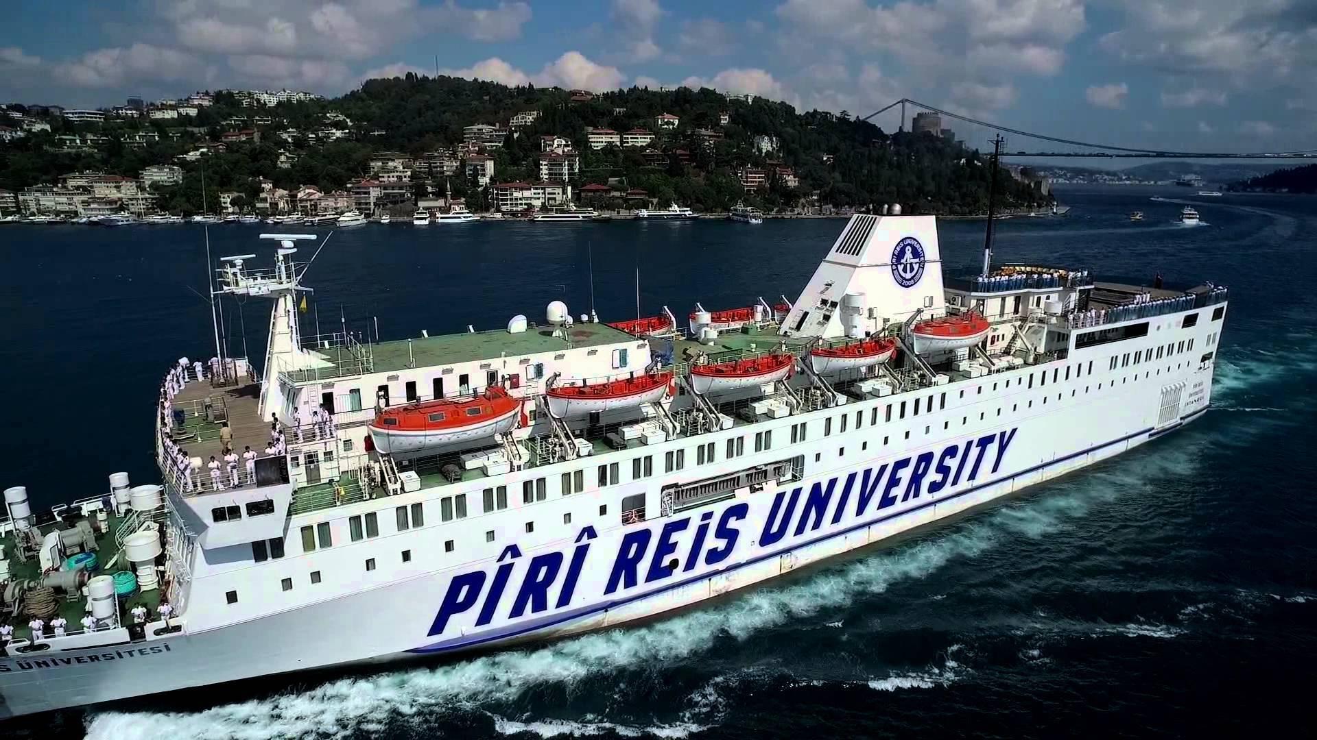 Piri Reis Üniversitesi Piri Reis Gemisi