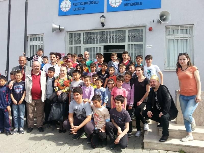 Reşit Çubukçuoğlu Ortaokulu
