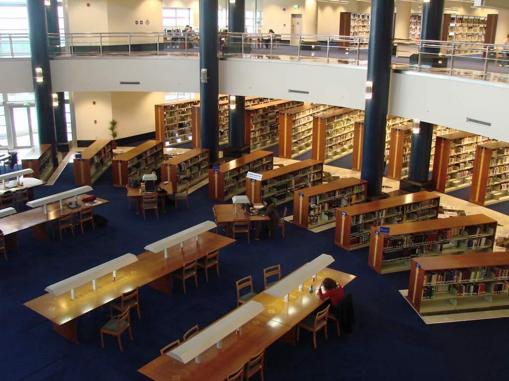 Sabancı Üniversitesi Kütüphanesi