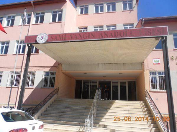 Sami Yangın Anadolu Lisesi