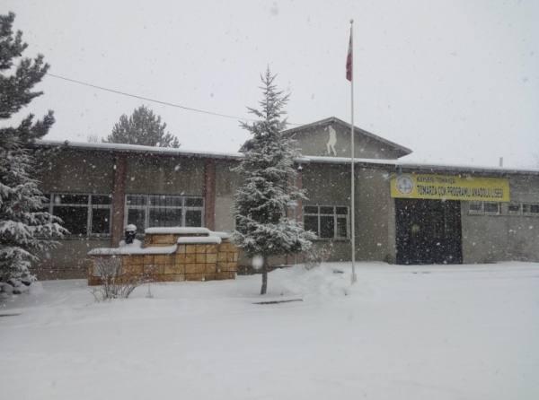 Tomarza Çok Programlı Anadolu Lisesi