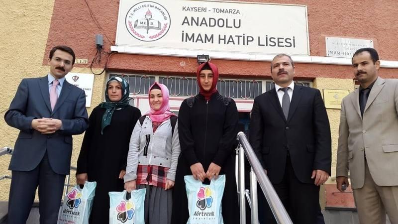 Tomarza Anadolu İmam Hatip Lisesi