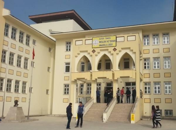 Tomarza Mesleki ve Teknik Anadolu Lisesi