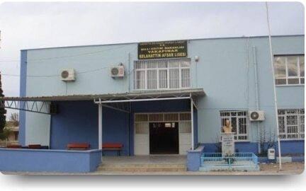 Yakapınar Selahattin Afşar Anadolu Lisesi