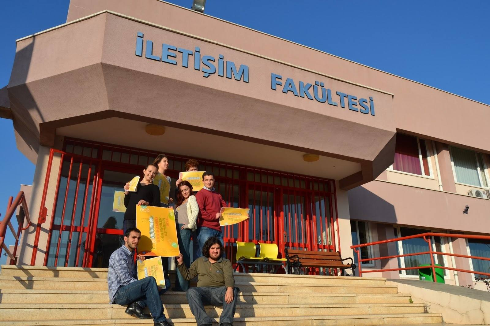Akdeniz Üniversitesi İletişim Fakültesi