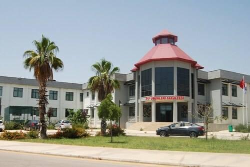 Akdeniz Üniversitesi Su Ürünleri Fakültesi