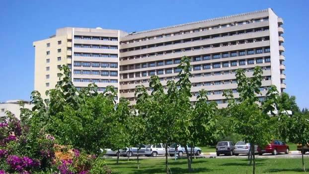 Akdeniz Üniversitesi Fen Bilimleri Enstitüsü