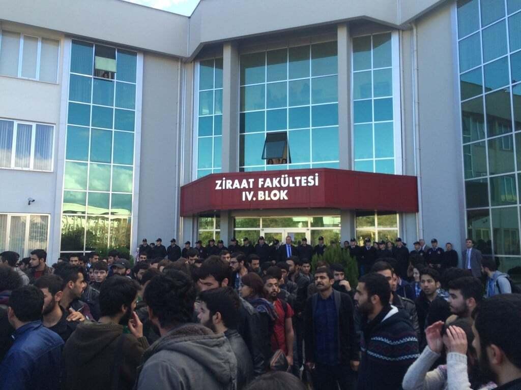 Akdeniz Üniversitesi Ziraat Fakültesi