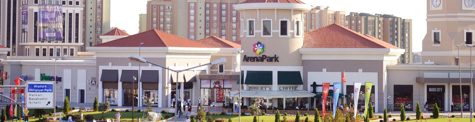 Arena Park Alışveriş Ve Yaşam Merkezi