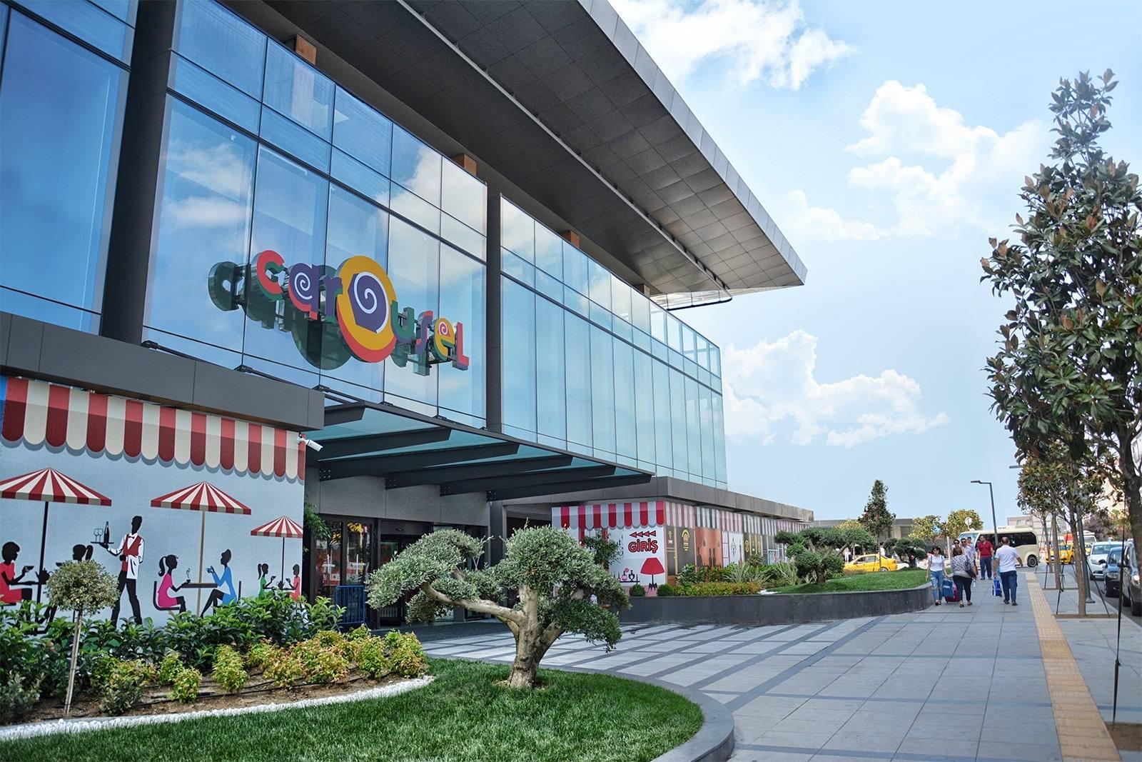 Carousel Alışveriş ve Yaşam Merkezi