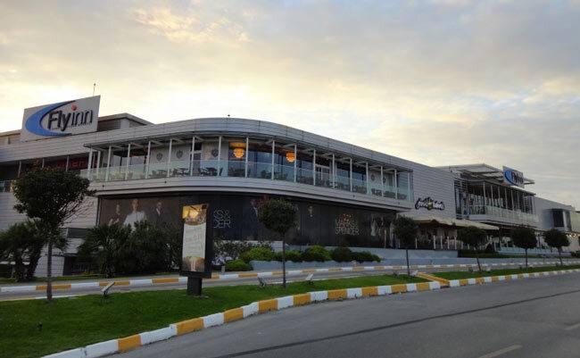 Flyinn Alışveriş ve Yaşam Merkezi