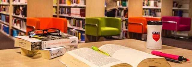 İstanbul Kemerburgaz Üniversitesi Kütüphanesi