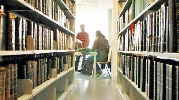 İstanbul Sabahattin Zaim Üniversitesi Kütüphanesi
