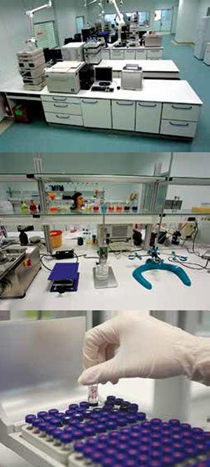 Yeditepe Üniversitesi Kimyasal Analiz Laboratuvarı