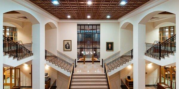 Koç Üniversitesi Kütüphanesi