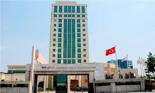 İstanbul Kemerburgaz Üniversitesi Mahmutbey Yerleşkesi