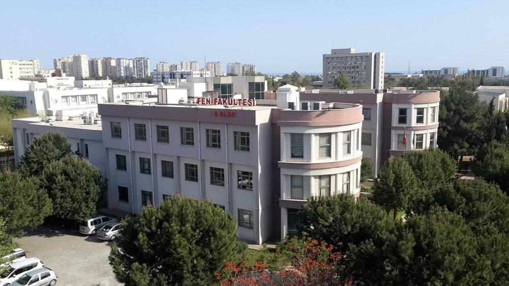 Akdeniz Üniversitesi Fen Fakültesi