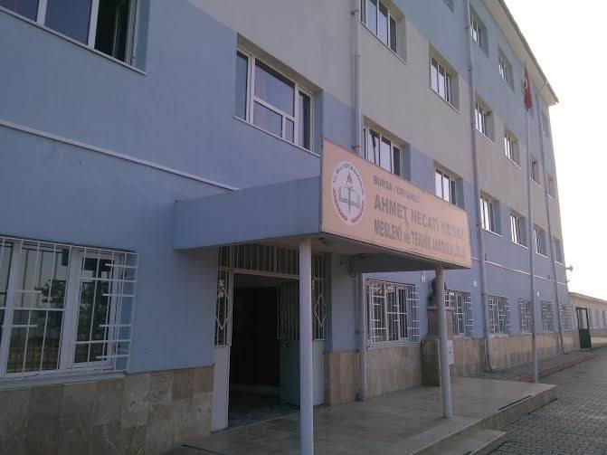 Ahmet Necati Yılmaz Teknik ve Endüstri Meslek Lisesi