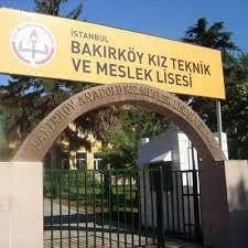 Bakırköy Mesleki Ve Teknik Anadolu Lisesi Ne Nerede