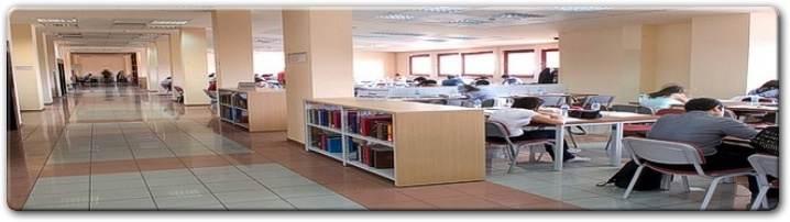 Hacettepe Üniversitesi Sağlık Bilimleri Kütüphanesi