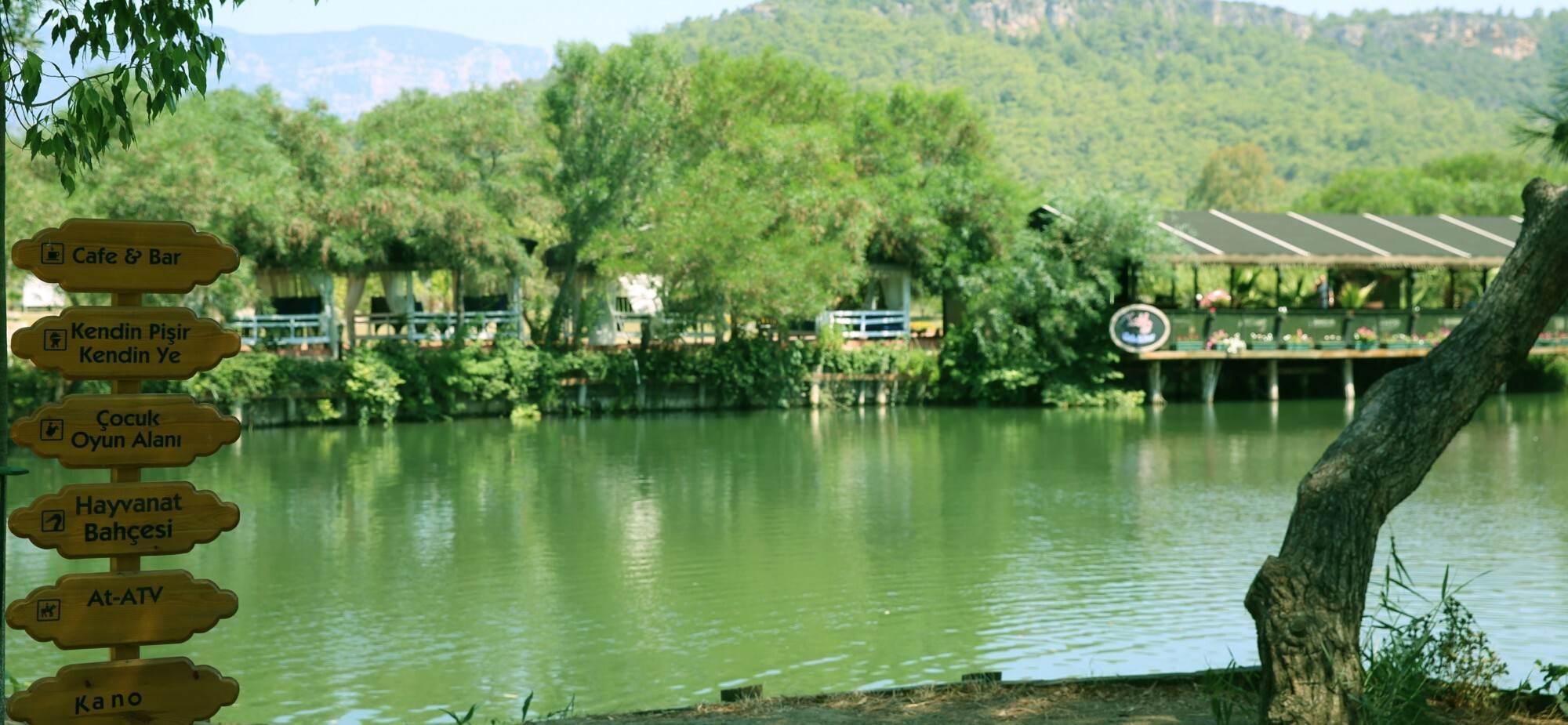 Marmaris Saklı Göl