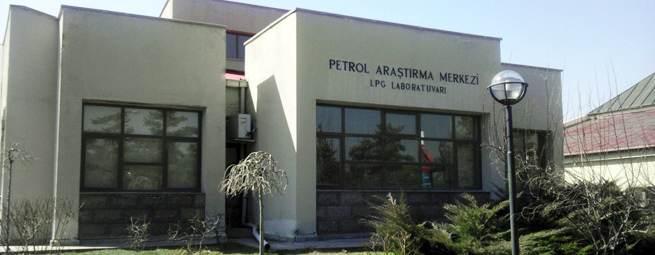 ODTÜ PIGM Petrol Araştırma Merkezi