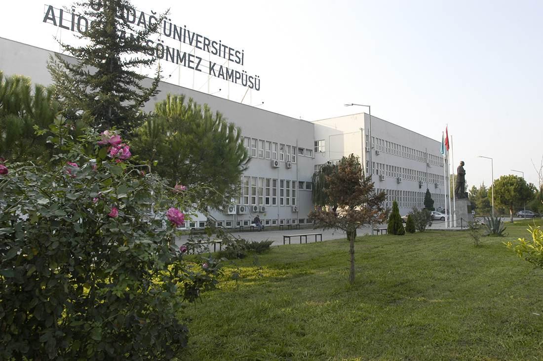 Uludağ Üniversitesi Eğitim Bilimleri Enstitüsü