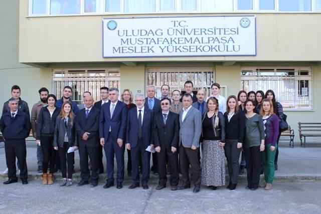 Uludağ Üniversitesi Mustafakemalpaşa MYO