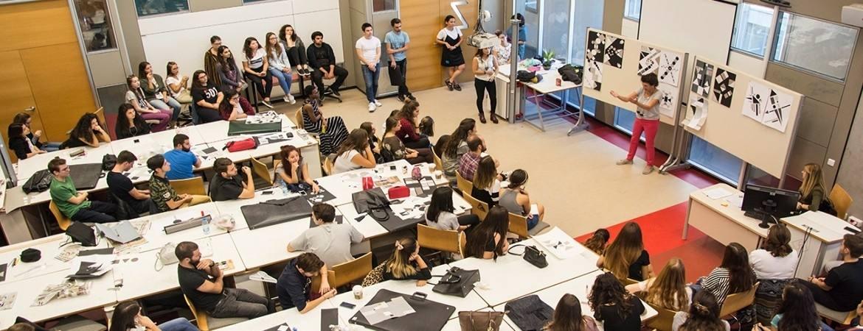 İzmir Ekonomi Üniversitesi Mimarlık Bölümü
