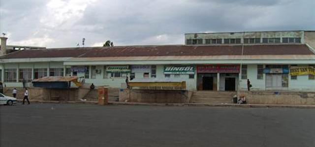 Bingöl Şehirler Arası Otobüs Terminali