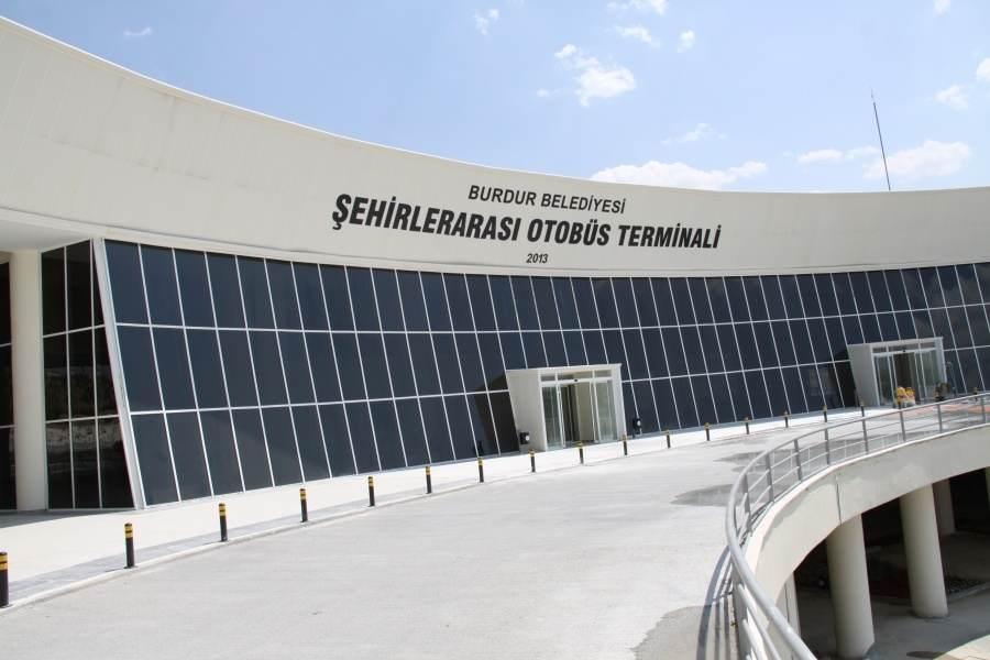 Burdur Şehirler Arası Otobüs Terminali