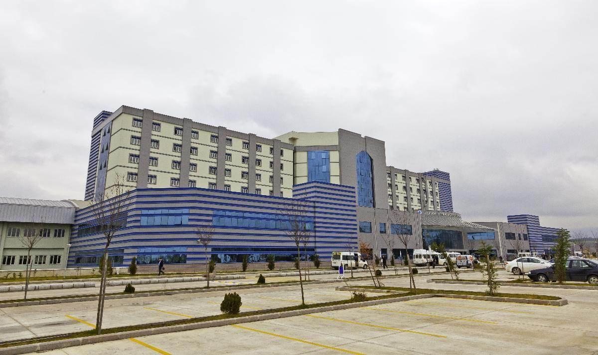 Samsun Eğitim Ve Araştırma Hastanesi Ne Nerede