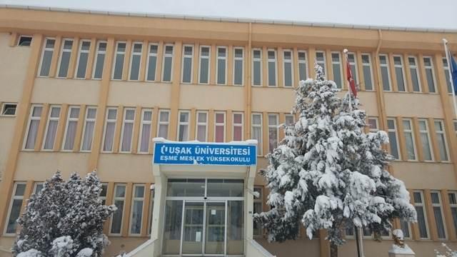 Uşak Üniversitesi Laborant ve Veteriner Sağlık