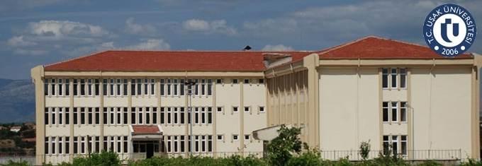 Uşak Üniversitesi Sivaslı Meslek Yüksekokulu